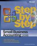 Microsoft Office Small Business Accounting 2006 Step by Step PDF