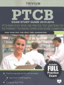 PTCB Exam Study Guide 2015 2016 Book