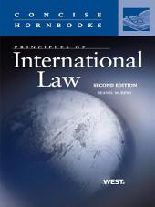 Murphy's Principles of International Law, 2d (Concise Hornbook Series): Edition 2