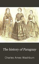 The History of Paraguay