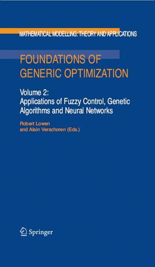 Foundations of Generic Optimization PDF