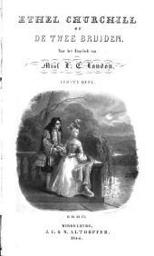 Ethel Churchill, of De twee bruiden: Volume 1