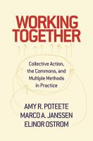 Working Together PDF