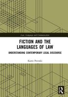 Fiction and the Languages of Law PDF