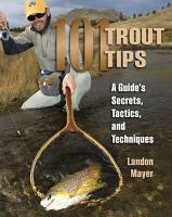 101 Trout Tips PDF