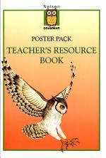 Nelson Grammar - Poster Pack Teachers Resource Book 3/99