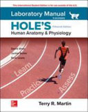LAB MANUAL for HOLE s HUMAN ANATOMY and PHYSIOLOGY CAT VER 15E Book
