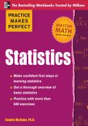 Practice Makes Perfect Statistics PDF