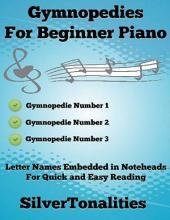 Gymnopedies for Beginner Piano