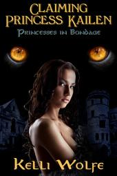 Claiming Princess Kailen (Shifter Breeding Reluctant Menage Erotica)