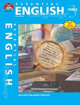 Essential English   Grade 3  ENHANCED eBook  PDF