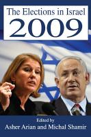 The Elections in Israel 2009 PDF