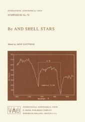 Be and Shell Stars