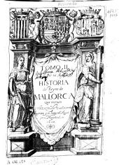 Tomo II de la Historia del Reyno de Mallorca