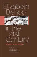 Elizabeth Bishop in the Twenty First Century PDF