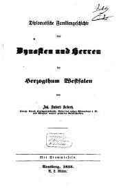 Landes- und Rechtsgeschichte des Herzogthums Westfalen: Band 2