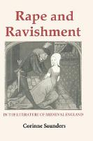 Rape and Ravishment in the Literature of Medieval England PDF