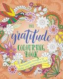 The Gratitude Coloring Book