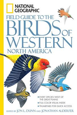 National Geographic Field Guide to the Birds of Western North America PDF