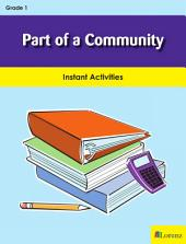 Part of a Community: Instant Activities
