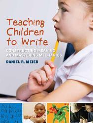 Teaching Children To Write Book PDF
