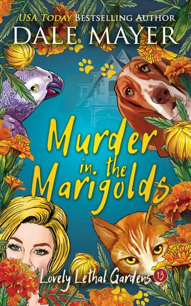 Download Murder in the Marigolds Book