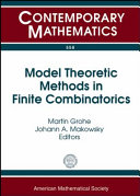 Model Theoretic Methods in Finite Combinatorics