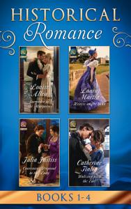 Historical Romance March 2017 Book 1 4  Surrender to the Marquess   Heiress on the Run   Convenient Proposal to the Lady  Hadley s Hellions  Book 3    Waltzing with the Earl Book