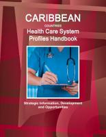 Caribbean Countries Health Care System Profiles Handbook   Strategic Information  Development and Opportunities PDF