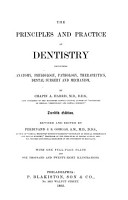 The Principles and Practice of Dentistry PDF