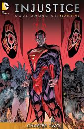 Injustice: Gods Among Us: Year Five (2015-) #2