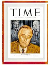 TIME Magazine Biography--Franklin Delano Roosevelt