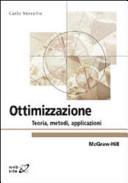 Ottimizzazione Teoria Metodi Applicazioni