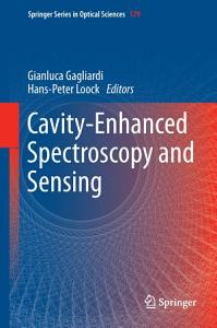 Cavity Enhanced Spectroscopy and Sensing