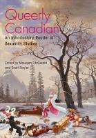 Queerly Canadian PDF