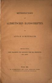 Neue fragmente des gedichtes über die zerstörung von Accon