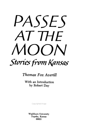Passes at the Moon