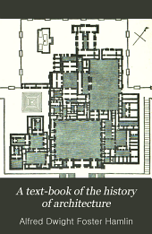 A Text Book of the History of Architecture