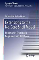 Extensions to the No Core Shell Model PDF