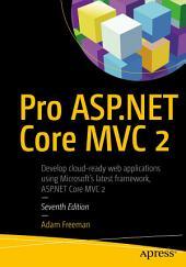 Pro ASP.NET Core MVC 2: Edition 7