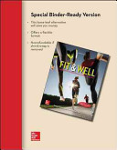 LooseLeaf Fit   Well Brief Edition with Connect Access Card