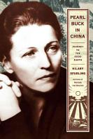 Pearl Buck in China PDF
