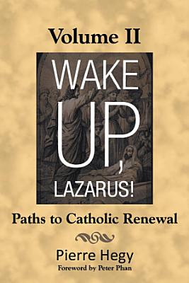Wake Up  Lazarus  PDF