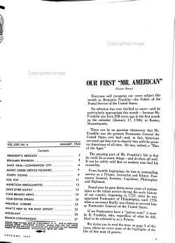Postmasters Advocate PDF
