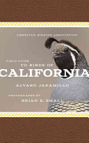 American Birding Association Field Guide to Birds of California PDF