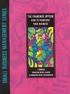 How to Franchise Your Own Business PDF