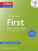 Cambridge English First PDF