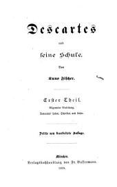 Geschichte der neueren Philosophie: Band 1,Teil 1