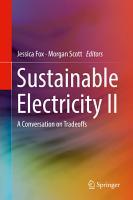 Sustainable Electricity II PDF