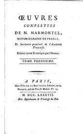 Contes moraux: Volumes1à3